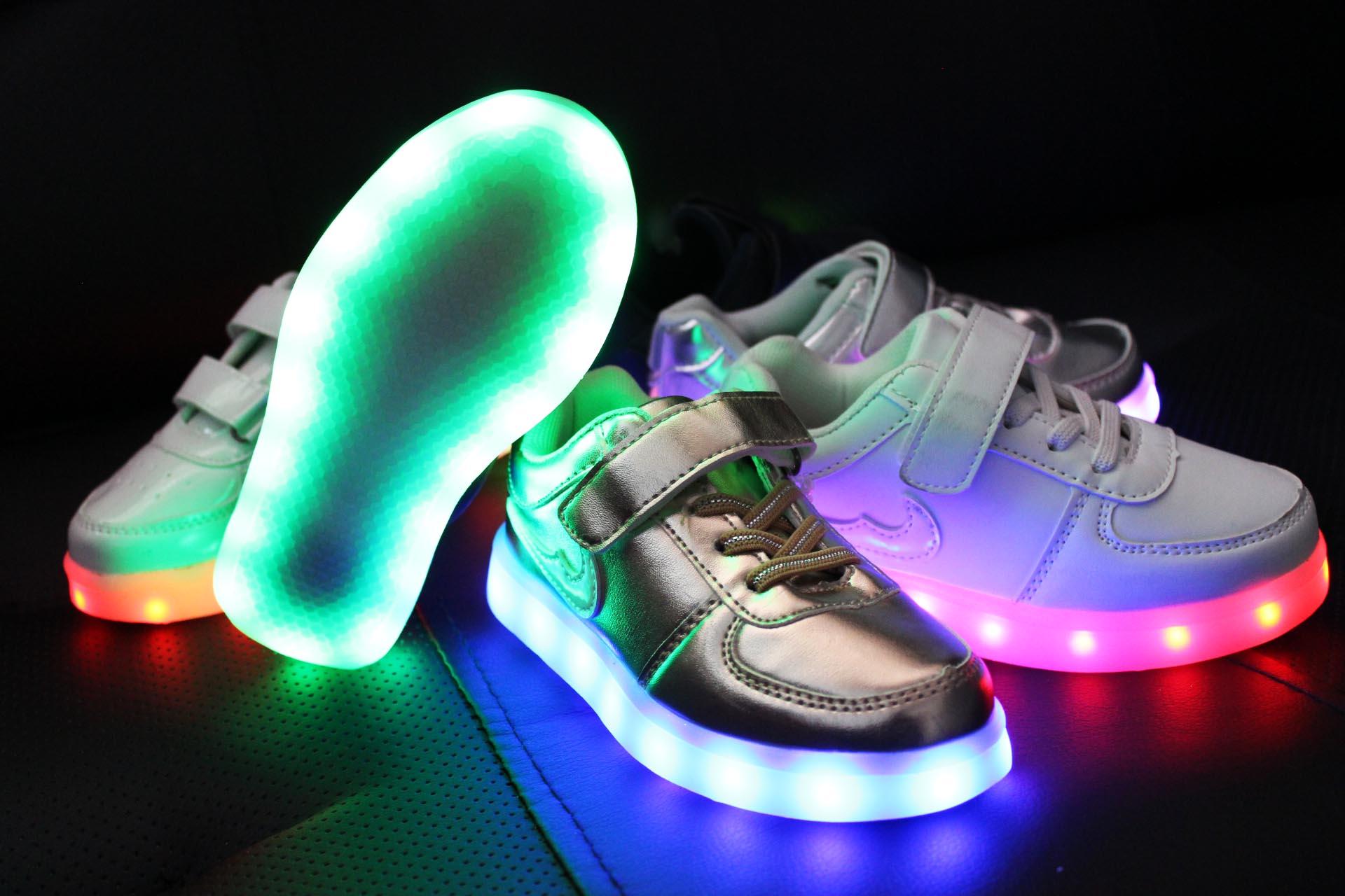 f64916b7 Светящиеся кроссовки как отдельное направление бизнеса, высокий доход